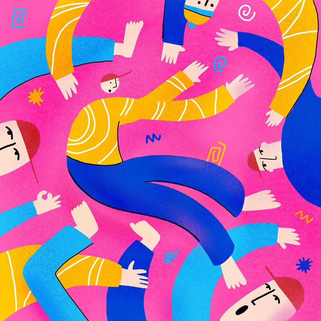 illustration - Riccardo Russomanno